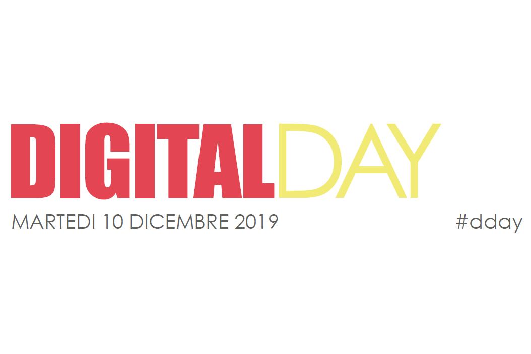 Logo Digital Day 2019